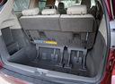 Фото авто Toyota Sienna 3 поколение, ракурс: багажник