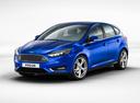 Фото авто Ford Focus 3 поколение [рестайлинг], ракурс: 45 - рендер цвет: синий