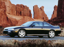Фото авто Nissan 240SX S14a, ракурс: 45