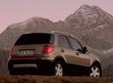 Фото авто Fiat Sedici 1 поколение [рестайлинг], ракурс: 225 цвет: бежевый