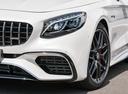 Фото авто Mercedes-Benz S-Класс W222/C217/A217 [рестайлинг], ракурс: передние фары цвет: белый