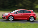 Фото авто Opel Astra J, ракурс: 90