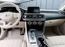 Фото авто Genesis G70 1 поколение, ракурс: торпедо