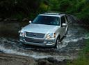 Фото авто Ford Explorer 4 поколение, ракурс: 45
