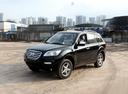 Фото авто Lifan X60 1 поколение, ракурс: 45 цвет: черный