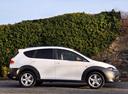 Фото авто SEAT Altea 1 поколение [рестайлинг], ракурс: 270 цвет: белый