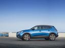 Фото авто Opel Grandland X 1 поколение, ракурс: 90 цвет: синий