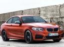Фото авто BMW 2 серия F22/F23 [рестайлинг], ракурс: 315 цвет: оранжевый