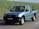 Фото авто Opel Campo 1 поколение [рестайлинг], ракурс: 45
