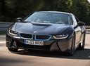 Фото авто BMW i8 I12,  цвет: серый