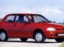 Фото авто Daihatsu Charade 4 поколение, ракурс: 45