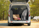 Фото авто Ford Tourneo Custom 1 поколение, ракурс: багажник