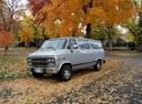 Фото авто Chevrolet Van 3 поколение [4-й рестайлинг], ракурс: 45