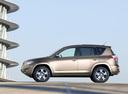 Фото авто Toyota RAV4 3 поколение [рестайлинг], ракурс: 90 цвет: бежевый