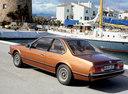Фото авто BMW 6 серия E24, ракурс: 135
