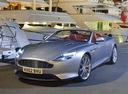 Фото авто Aston Martin DB9 1 поколение [2-й рестайлинг], ракурс: 45