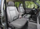 Фото авто Mitsubishi Montero Sport 1 поколение [рестайлинг], ракурс: сиденье