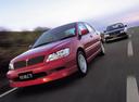 Фото авто Mitsubishi Lancer IX, ракурс: 45
