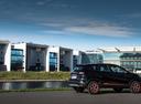 Фото авто Renault Kaptur 1 поколение, ракурс: 270 цвет: черный