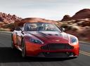 Фото авто Aston Martin Vantage 3 поколение [2-й рестайлинг],  цвет: красный