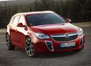 Фото авто Opel Insignia A [рестайлинг], ракурс: 315 цвет: красный