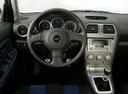 Фото авто Subaru Impreza 2 поколение [рестайлинг], ракурс: рулевое колесо