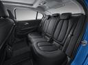 Фото авто BMW 1 серия F52, ракурс: задние сиденья цвет: синий