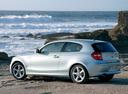 Фото авто BMW 1 серия E81/E82/E87/E88 [рестайлинг], ракурс: 135 цвет: серебряный