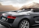 Фото авто Audi R8 1 поколение [рестайлинг], ракурс: задняя часть