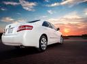 Фото авто Toyota Camry XV40 [рестайлинг], ракурс: 225 цвет: белый