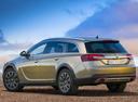 Фото авто Opel Insignia A [рестайлинг], ракурс: 135 цвет: бежевый