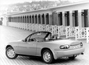 Фото авто Mazda MX-5 NA, ракурс: 135