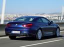 Фото авто BMW 6 серия F06/F12/F13 [рестайлинг], ракурс: 225 цвет: синий