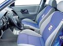 Фото авто Volkswagen Polo 3 поколение [рестайлинг], ракурс: сиденье