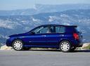 Фото авто Nissan Almera N16 [рестайлинг], ракурс: 90 цвет: синий