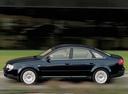 Фото авто Audi A6 4B/C5, ракурс: 90 цвет: черный