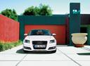 Фото авто Audi A3 8P/8PA [2-й рестайлинг],  цвет: белый