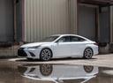 Фото авто Lexus ES 7 поколение, ракурс: 45 цвет: белый