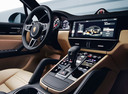 Фото авто Porsche Cayenne PO536, ракурс: торпедо