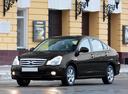 Фото авто Nissan Almera G11, ракурс: 45 цвет: черный