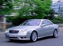 Фото авто Mercedes-Benz CL-Класс C215, ракурс: 45
