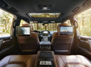 Фото авто Toyota Land Cruiser J200 [2-й рестайлинг], ракурс: салон целиком