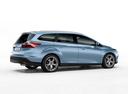 Фото авто Ford Focus 3 поколение [рестайлинг], ракурс: 225 - рендер цвет: голубой