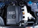 Фото авто Audi A4 B6, ракурс: двигатель