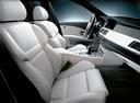 Фото авто BMW M5 E60/E61, ракурс: сиденье