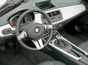 Фото авто BMW Z4 E85/E86 [рестайлинг], ракурс: торпедо