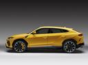 Фото авто Lamborghini Urus 1 поколение, ракурс: 90 цвет: желтый
