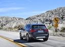 Фото авто BMW X3 G01, ракурс: 135 цвет: серый