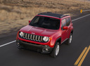 Фото авто Jeep Renegade 1 поколение,  цвет: красный