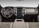 Фото авто Ford F-Series 11 поколение, ракурс: торпедо